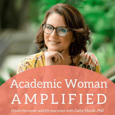 Academic Woman Amplified