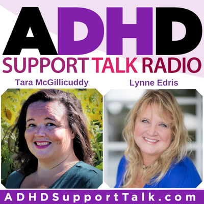 ADHD Support Talk Radio