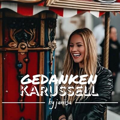 Gedankenkarussell by janiisa