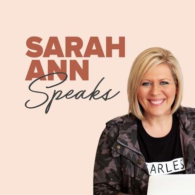 Sarah Ann Speaks