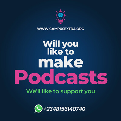 Campus Podcast - A Project by CAMPUS EXTRA