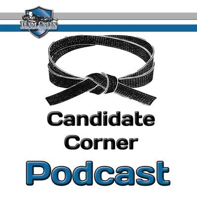 Candidate Corner Podcast