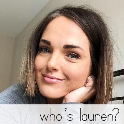 Who's Lauren?