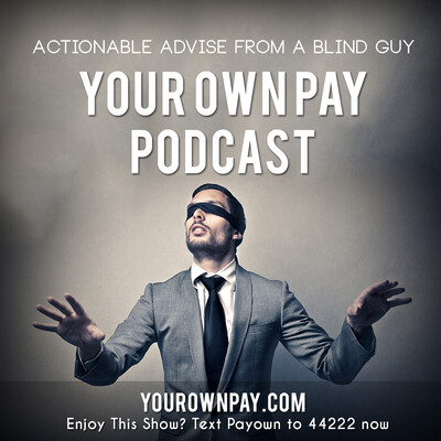 Passionate professional blind individuals – Your Own Pay