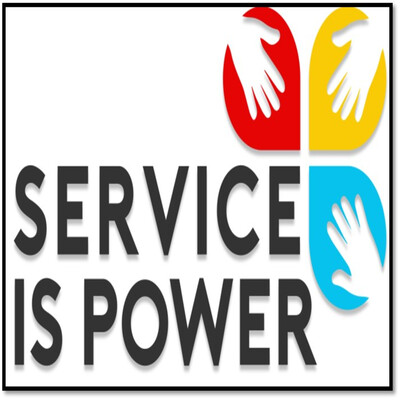 Service is Power Podcast - How Serving Others Produces Greatness for All