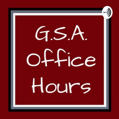 GSA Office Hours