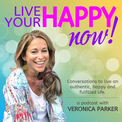 Live Your Happy NOW! Conversations to open up and live an authentic, happy and fulfilled life.