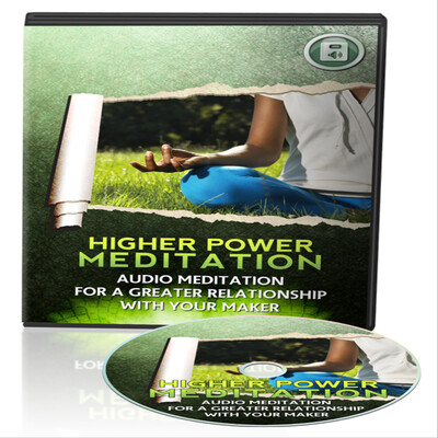 Guided Meditation (Higher Power)