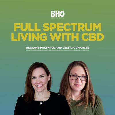 Full Spectrum Living with CBD