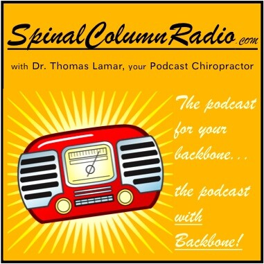 SpinalColumnRadio - chiropractic interviews, philosophy, history, politics, comedy | Spinal Column Radio for the chiropracTOR
