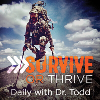 Survive or THRIVE podcast