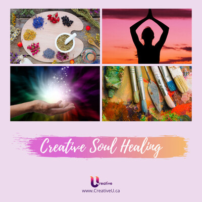 Creative Soul Healing Podcast