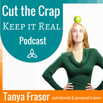 Cut the Crap & Keep it Real Podcast - a no excuse approach to a healthier mind, body and soul.