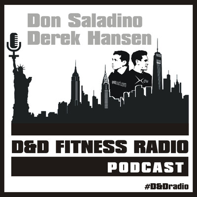 D&D Fitness Radio Podcast