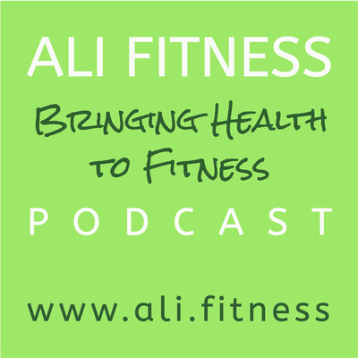 Ali Fitness Podcast