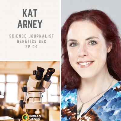 Dr. Kat Arney BBC Presenter & Science Journalist