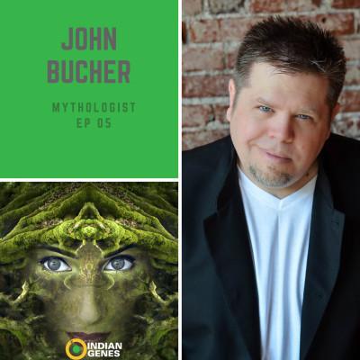 Dr. John Bucher Mythologist Heros Journey