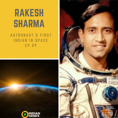 Rakesh Sharma Astronaut & Only Indian Citizen to Visit Space