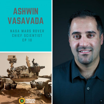 Ashwin Vasavada NASA Lead Scientist Curiosity Rover