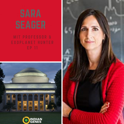 Sara Seager MIT Professor of Planetary Science