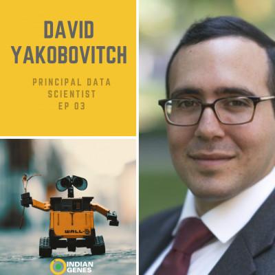 David Yakobovitch Principle Data Scientist AI