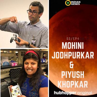 Mohini & Piyush - NASA/JPL & MOXIE