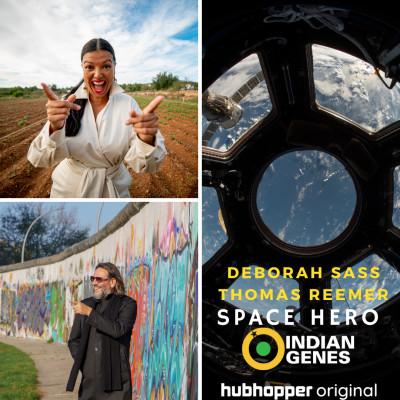 Space Hero - Deborah Sass & Thomas Reemer