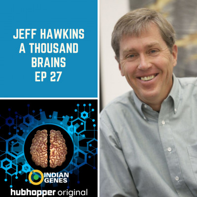 Jeff Hawkins A Thousand Brains