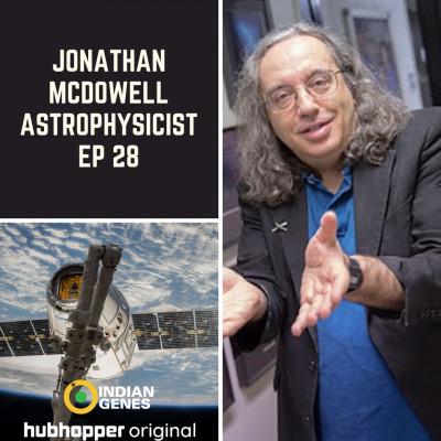 Jonathan McDowell - Astrophysicist