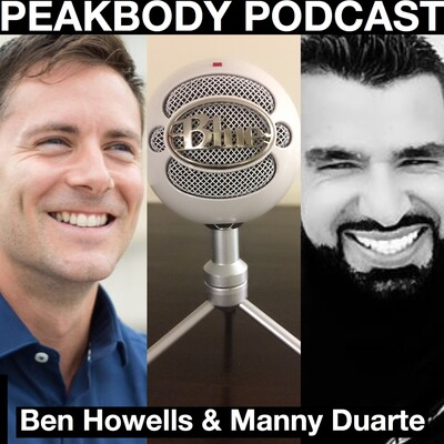 Peak Body Podcast Show: