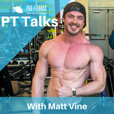 PT Talks with Matt Vine
