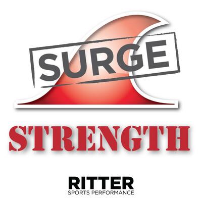SURGE Strength - Dryland & Strength Training for Swimming