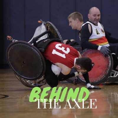 Behind the Axle