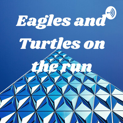 Eagles and Turtles on the run