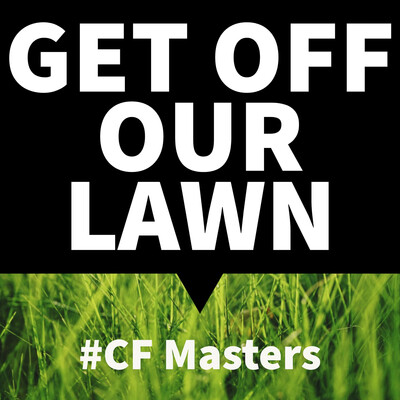 Get Off Our Lawn - CF Masters