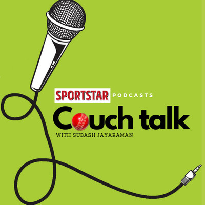 Couch Talk with Subash Jayaraman