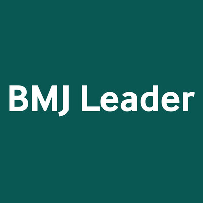 BMJ Leader Podcast