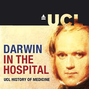 Darwin's in the Hospital - Audio