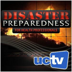 Disaster Preparedness for Health Professionals (Audio)