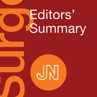 JAMA Surgery Editors' Summary