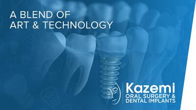 Kazemi Oral Surgery & Dental Implants