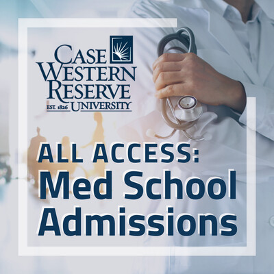 All Access: Med School Admissions