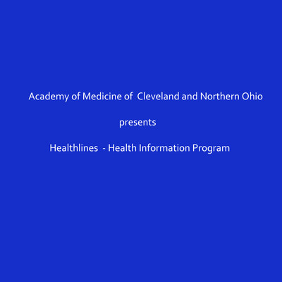 AMEFONLINE.ORG Sponsored Healthlines Podcast