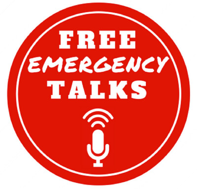 Free Emergency Medicine Talks