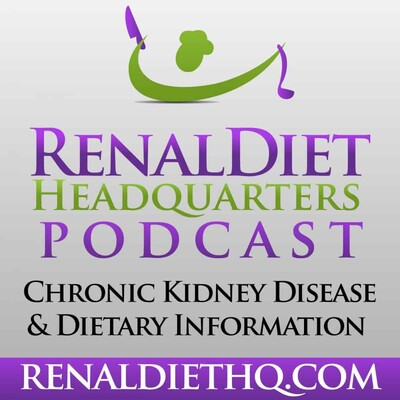 Renal Diet Menu Headquarters