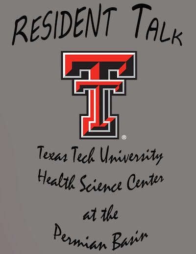 Resident Talk