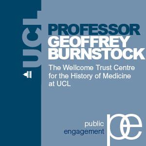 Geoffrey Burnstock - Audio
