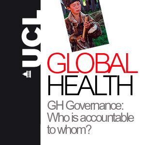 Global Health Governance - Audio