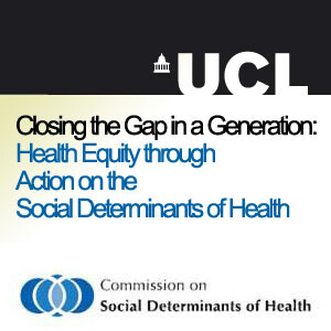 Closing the Gap in a Generation: Health Equity through Action on the Social Determinants of Health - Video