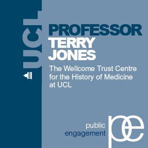 Today's Neuroscience, Tomorrow's History - Professor Terry Jones - Audio